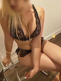 Cristina Masajista Erotica